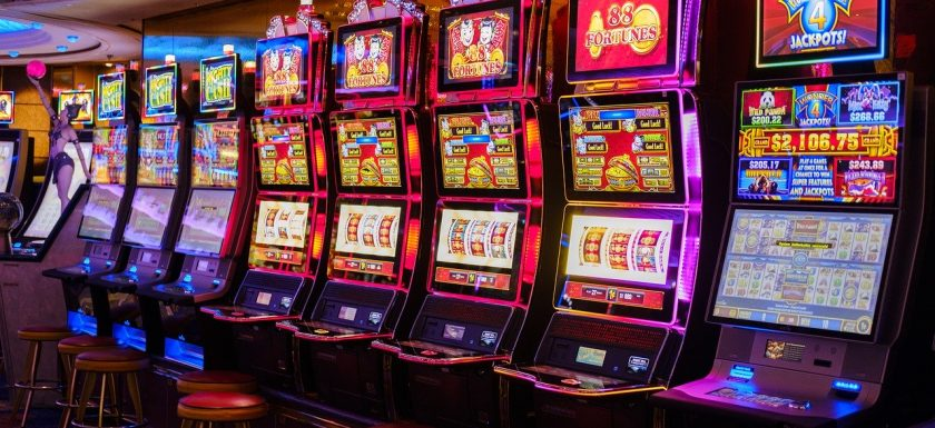 slotmachines 840x385 - The Best Casinos in New Zealand